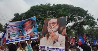 रजनीकांत फॉलोअर्स के लिए RMM का संदेश, किसी भी राजनीतिक पार्टी में जाने के लिए छूट  | #NayaSaberaNetwork