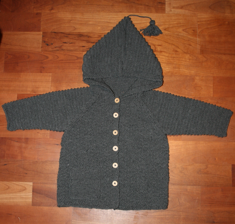 opskrift på babytrøje