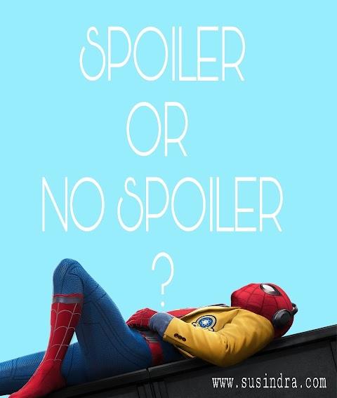 Suka Baca Spoiler Film atau Buku?