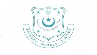 The Saindak Metals Limited SML Jobs 2021 in Pakistan