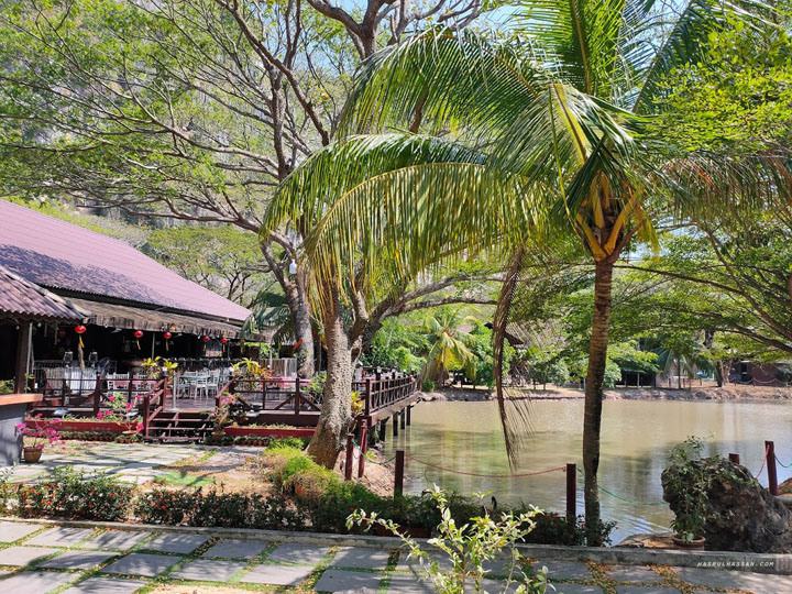 The Puteri Restaurant, Keriang Hill Resort