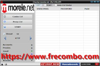 morele net Checker Account