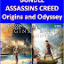 Games Assassins Creed Origins and Odyssey