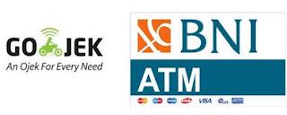 Cara Isi Gopay dengan ATM BNI