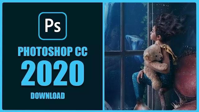 برنامج Photoshop CC 2020
