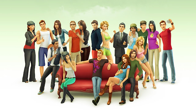 60% to 70% of Sims 4 Players Are Women Aged 18-24.
