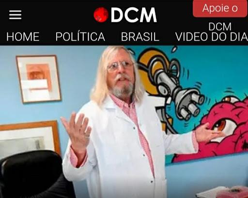 """NOVO ATAQUE AO DR. DIDIER RAOULT:  POR QUE A """"ESQUERDA"""" APÓIA A BIG PHARMA E DEMONIZA A CLOROQUINA?"""