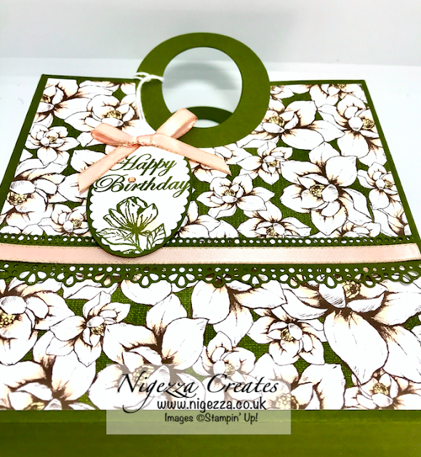 Nigezza Creates with Stampin' Up! and Magnolia Lane