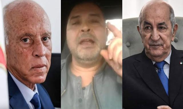 kais saied tunisie abdelmajid tebboune