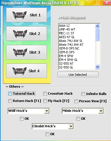 Wolfteam Aeria EN Vip Oyun Hile Taktikleri 19.06.2013