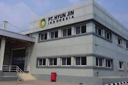 Lowongan Kerja PT Hyun Jin Indonesia