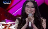 Angela July - LAY ME DOWN (Sam Smith) - Gala Show 06 - X Factor Indonesia 2015