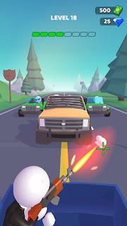 Rage Road apk mod com dinheiro infinito