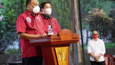 Hasil Pleno KPU Sulut Paslon Gubernur dan Wakil Gubernur Olly-Steven Unggul Dari Calon Lainnya