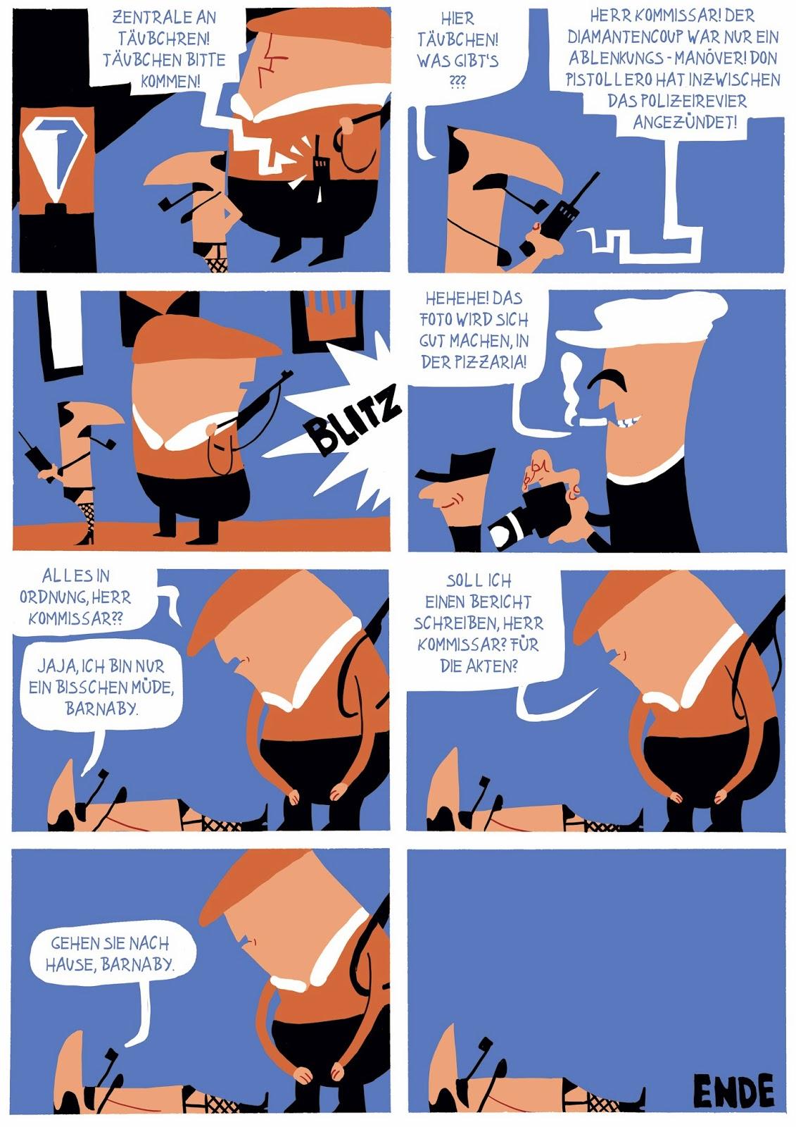 kommissar, inspektor, mafia, humor, jpeg