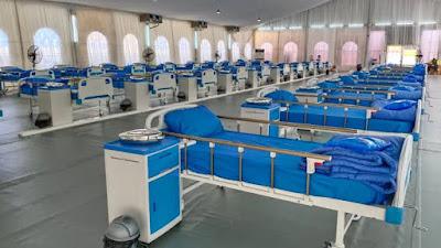 Lagos Discharges 67 COVOD-19 Patients