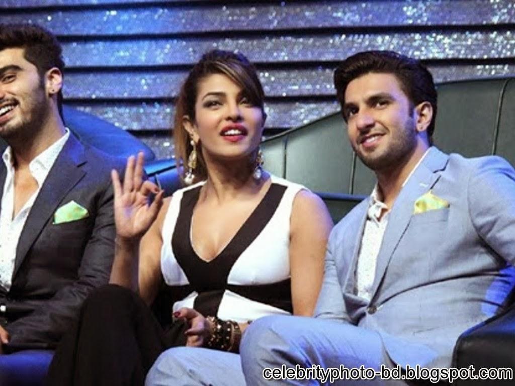 Priyanka Chopara latest Unseen hot photos at Gunday Movie's Promation