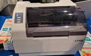 Primera LX610 Print/Die-Cut