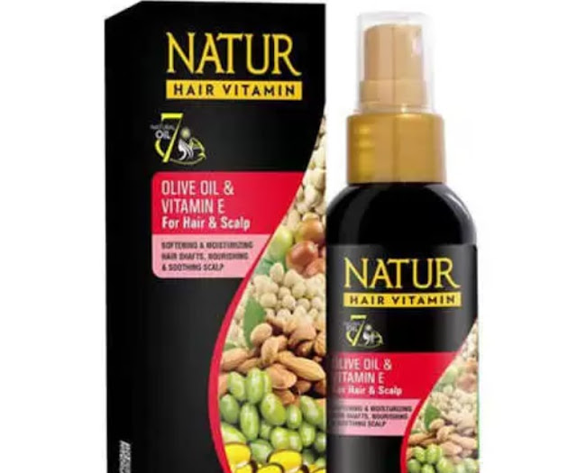 Vitamin Rambut Natur