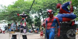 Taman Super Hero Kota Bandung
