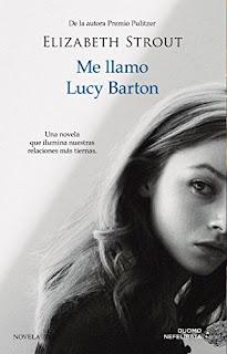 """Me llamo Lucy Barton"" - E. Strout"