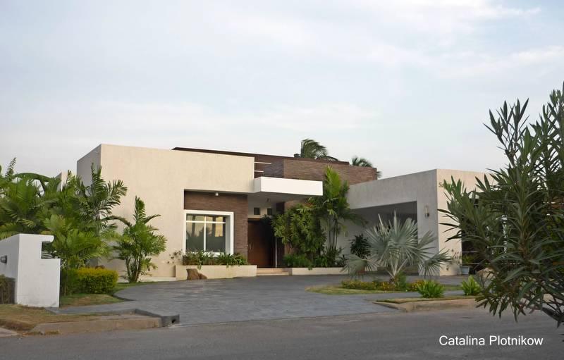 Casas modernas en la arquitectura de venezuela for Casa moderna l