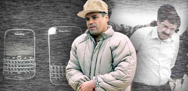 El Blackberry los celulares encriptados del Cártel de Sinaloa que hundieron a El Chapo Guzman