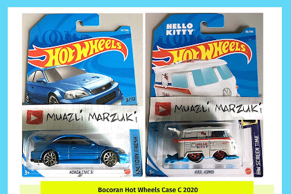 Bocoran Hot Wheels Case C 2021