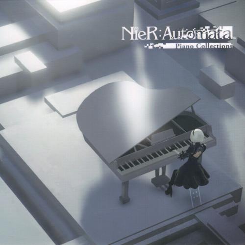 Piano Collections NieR:Automata [FLAC 24bit + MP3 320 / WEB]
