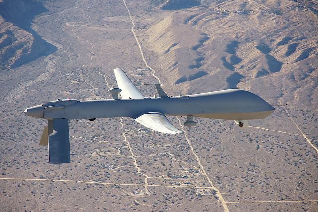 10 Drone Bersenjata Terbaik Yang di Gunakan Untuk Militer