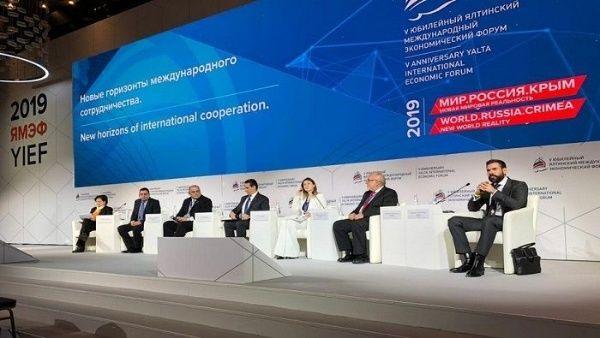 Foro Económico de Yalta logra convenios por más de $3.300 millones
