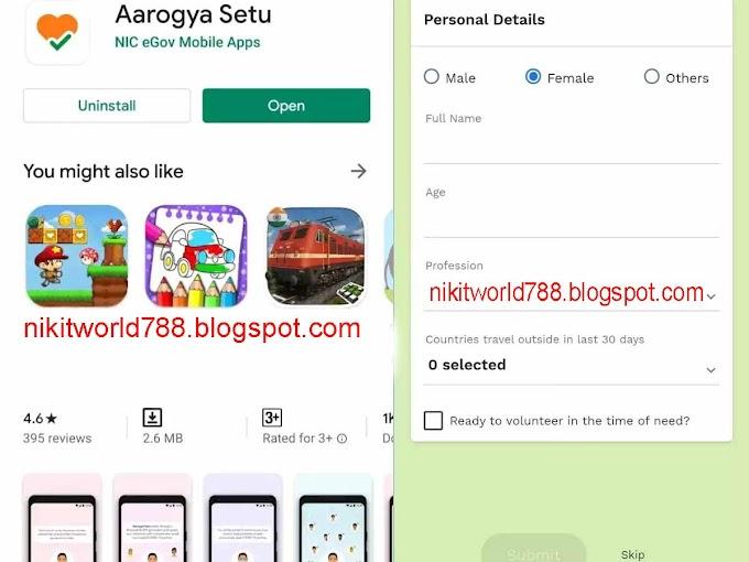 Corona Virus Tracking App: Argyasetu app Download