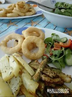 Οι γευστικές μας επιλογές την εβδομάδα που πέρασε, Kalli's blog