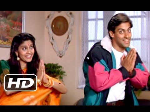 Lo Chali Main - Hum Aapke Hain Koun - Salman Khan, Madhuri Dixit & Renuka Shahane - Lata Mangeshkar Lyrics in hindi
