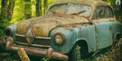 Most cars are corrosion resistant