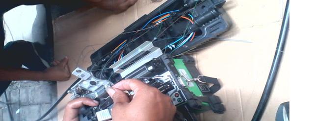 Jasa Penyambungan Fiber Optic