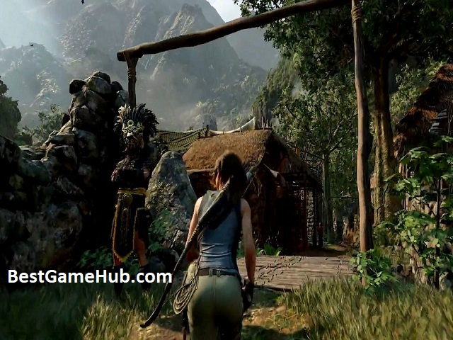 Shadow of the Tomb Raider PC Game High Compressed Download Free