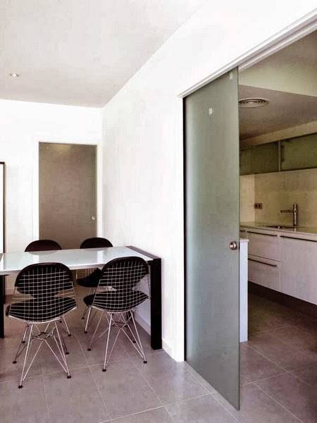 how to choose a sliding door for different rooms and styles of interior. Black Bedroom Furniture Sets. Home Design Ideas