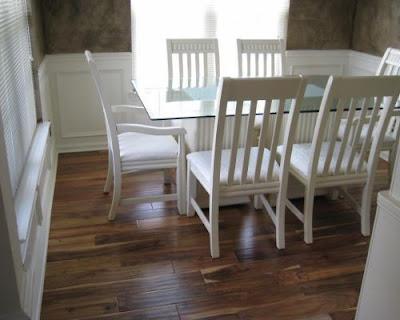 Sàn gỗ tự nhiên chiu liu có mức giá bình dân