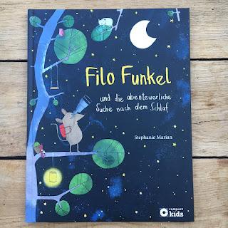 Bilderbuch Filo Funkel - eine Gute-Nacht-Geschichte