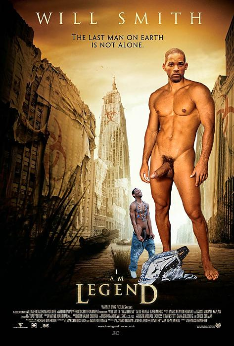Naked will smith believe