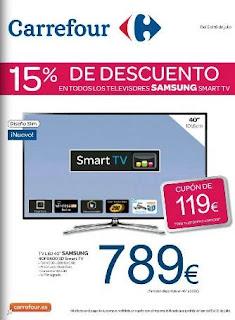 carrefour ofertas tv electrodometicos julio 2013. Black Bedroom Furniture Sets. Home Design Ideas