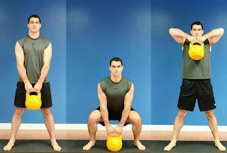 Latihan mengurangi kalori dalam tubuh