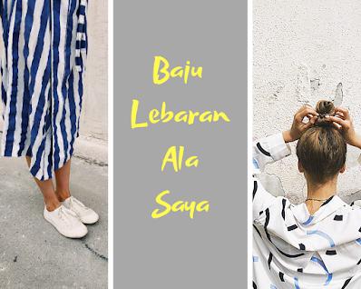 Baju Lebaran Simple