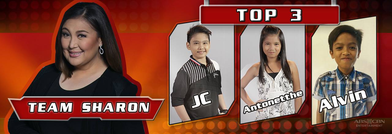 TEAM SHARON top 3