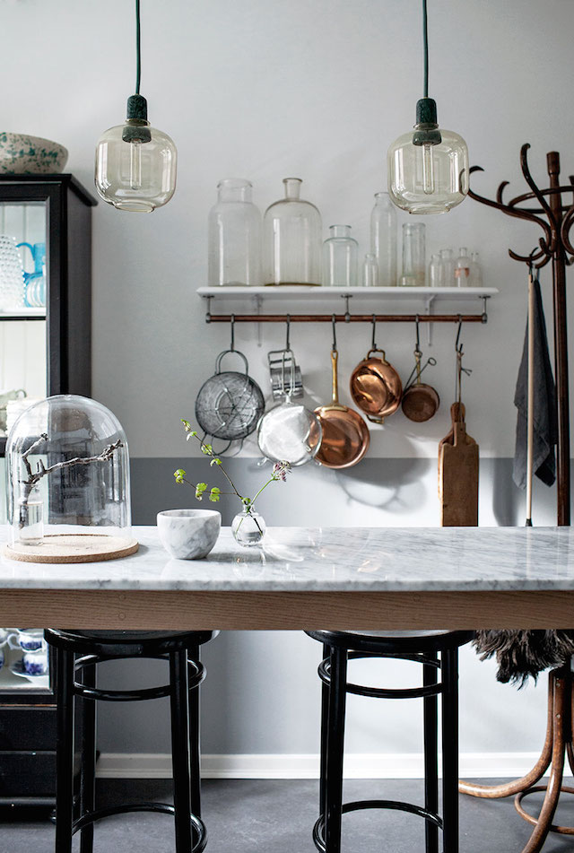 my scandinavian home: A Swedish apartment with old world charm on old world kitchen backsplash ideas, old world home decor ideas, old world kitchen design ideas,