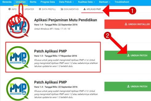Cara Download Aplikasi PMP Versi Terbaru