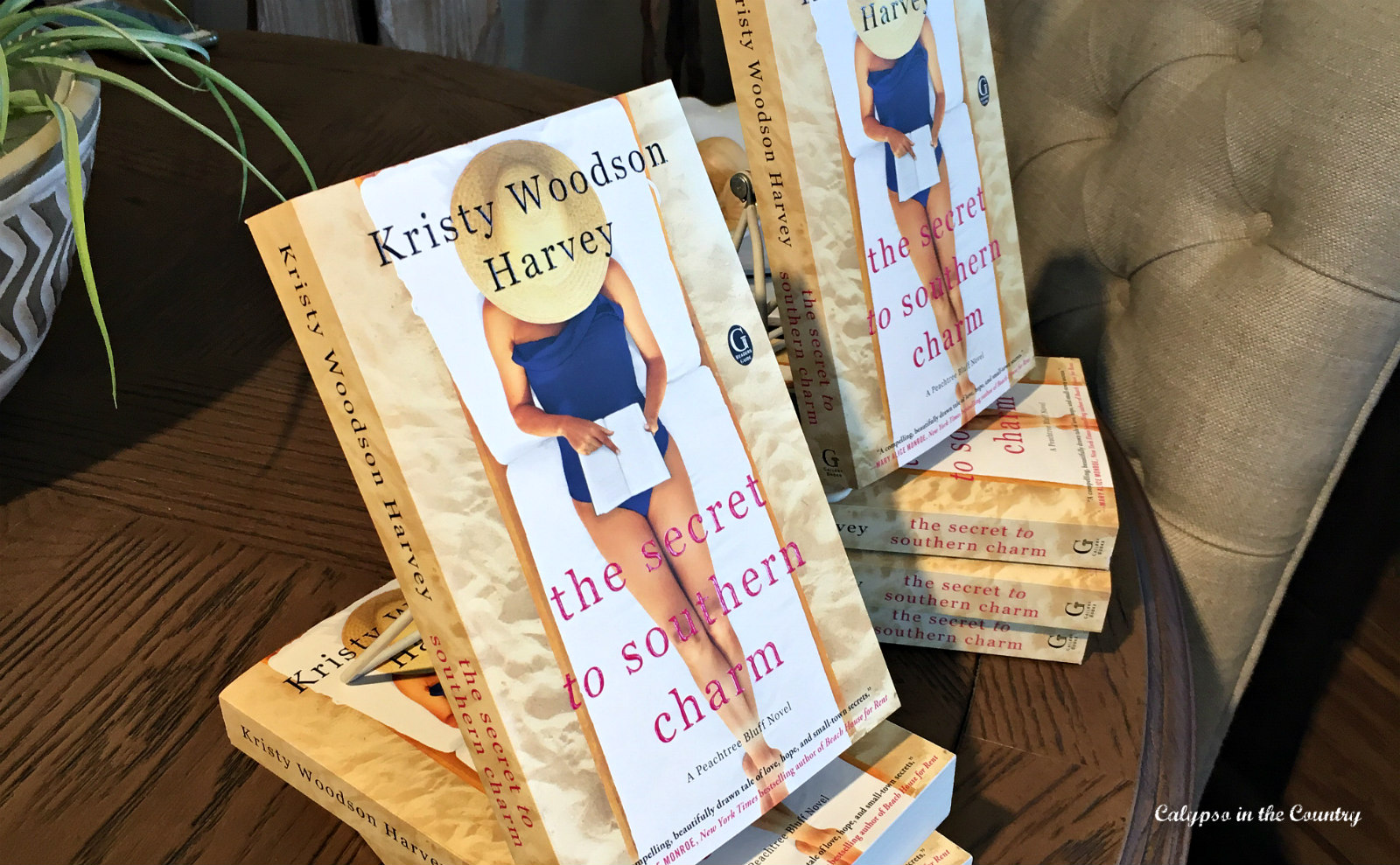 Kristy Woodson Harvey book tour