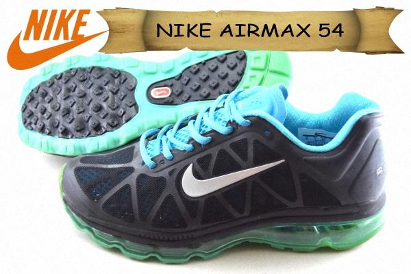 ... new style harga sepatu nike airmax 54 full tabung grade ori doff warna  hitam jakarta range d654b1e2d2
