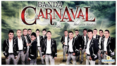 carnaval banda gira evento mazatlan sinaloa